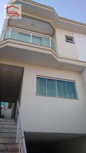Imagem 1 de 11 de Sobrado Residencial À Venda, Pirituba, São Paulo. - So1300