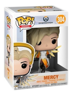 Funko Pop Overwatch 304 Mercy Nuevo Magic4ever