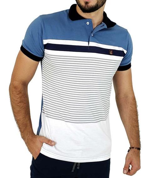Kit Com 4 Camisas Gola Polo Masculinas Originais E Baratas