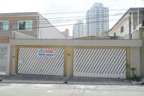 Locação Térrea - Vila Cruzeiro, São Paulo-sp - Rr466