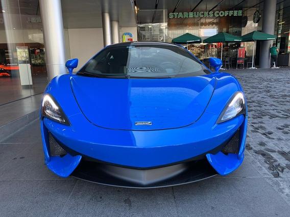Mclaren 540c Mso Paris Blue