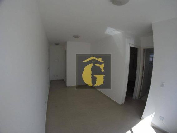 Apartamento Com 2 Dormitórios Para Alugar, 45 M² Por R$ 1.400/mês - Mooca - São Paulo/sp - Ap0566