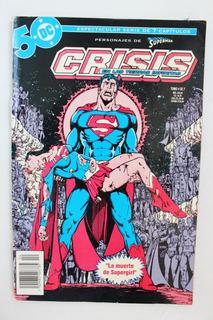 2003 Cómic Crisis En Las Tierras Infinitas Tomo 4 De 7 Vid
