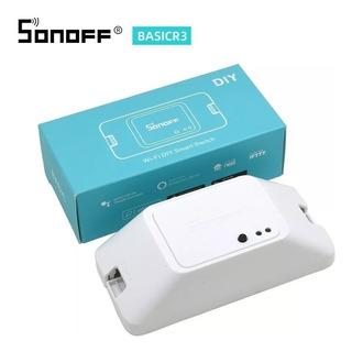 Interruptor Wifi Sonoff R3 Con Pulso Y Api Rest