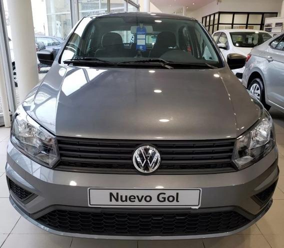 Volkswagen Gol Trend 1.6 Trendline 101cv 2020 Tasa 0% 0km 05