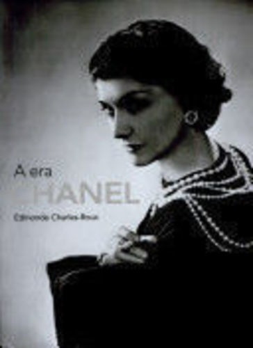 Livro A Era Chanel Edmonde Charles-roux