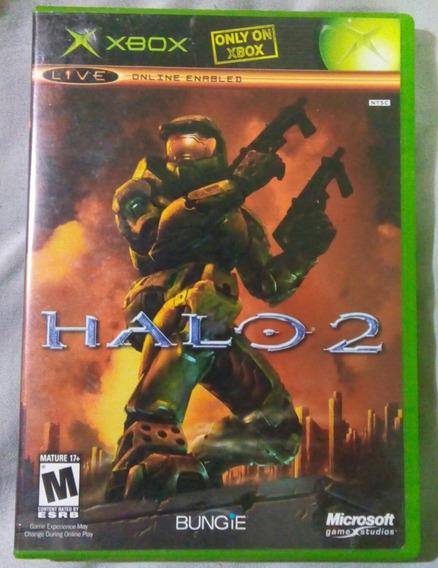 Halo 2 Xbox Clássico E Xbox 360