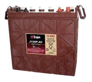 Bateria Trojan J185h-ac 12 Voltios 225 Amp Battery Master