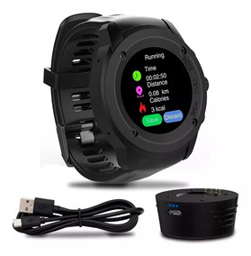 Relógio Gps Bluetooth Multiwatch Sw2 Touch Screen Outlet
