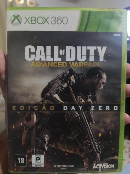 Jogo Call Of Duty Advanced Warfare Xbox360 Em Dvd Original