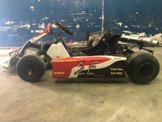 Mini Kart Riomar Supremo 400cc 13hp