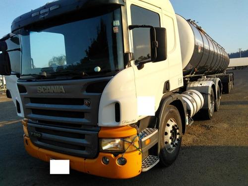 Imagem 1 de 15 de Scania P340 6x2 2011 ** Financio / Temos Carta De Credito
