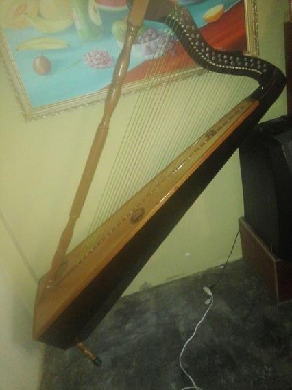 Arpa Profesional, 32 Cuerdas En Bachaquero./.zulia