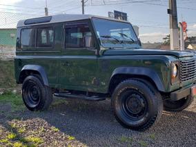 Land Rover Defender 90 Cs Aceito Troca