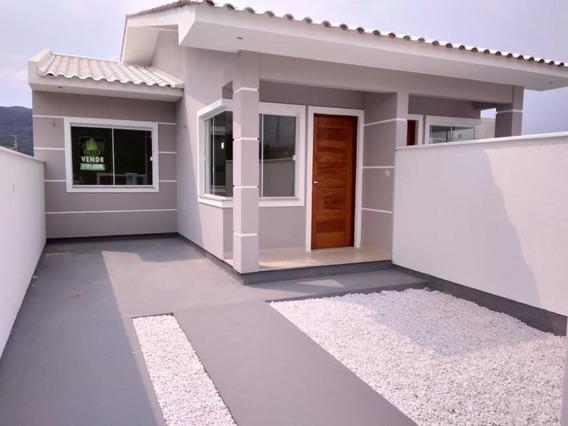 Casa Em Bela Vista, Palhoça/sc De 45m² 2 Quartos À Venda Por R$ 150.000,00 - Ca392372