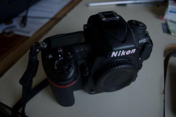 Nikon D500 Usada - Excelente Estado
