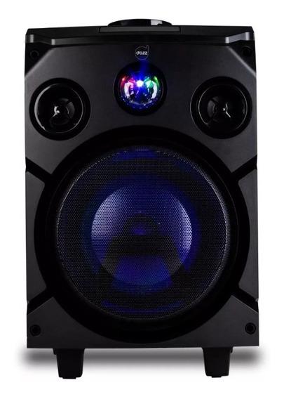 Caixa De Som Amplificada Bluetooth 4.2 - Dazz Power 400w