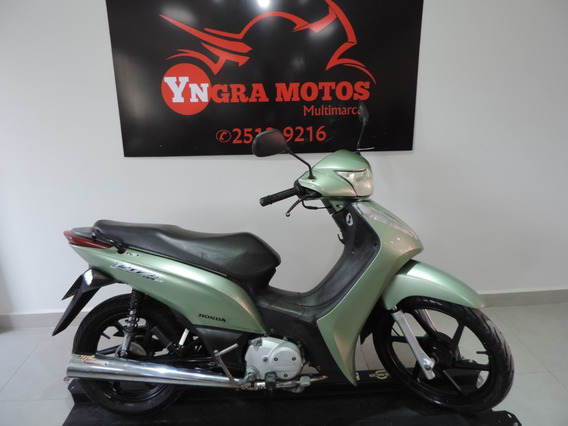Honda Biz 125 Ks 2011 C/ Rodas Liga Leve Linda Moto