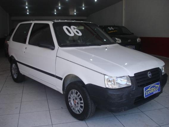 Uno Mille 1.0 Flex 2006 Branco