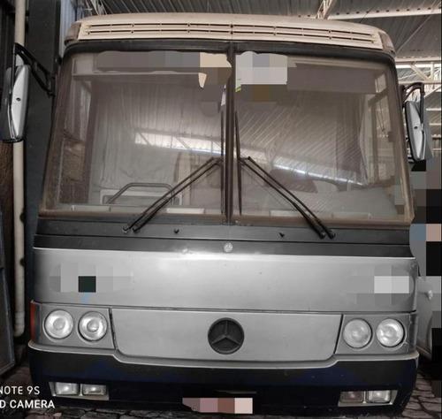Monobloco  Mercedes Benz O400 Rsl Com Banheiro Reliquia