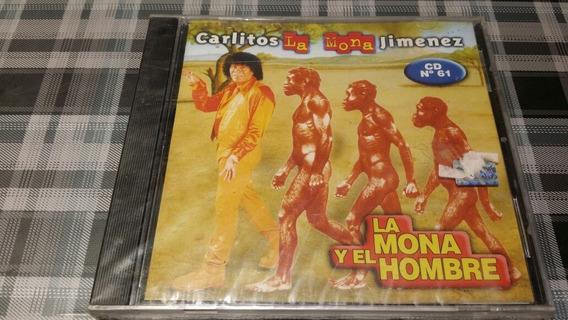 La Mona Jiménez - La Mona Y El Hombre - Cd 61 - Nuevo Cerrad