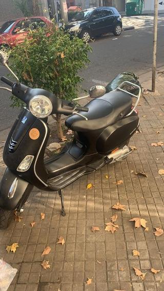 Vespa Vxl 150 - 7300 Km Impecable - Rosario