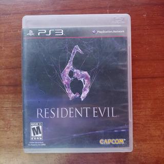 Resident Evil 6 - Ps3 // Remato - Cambio