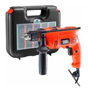 Taladro Percutor 600w Black+decker Tm600k-b2c