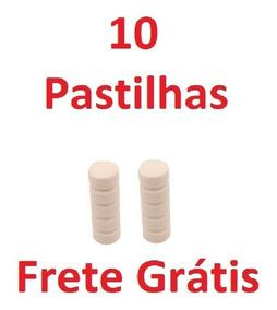 10 Pastilhas Multifuncional Efervescente Frete Grátis
