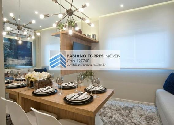 Apartamento Para Venda Em São Paulo, Sacomã, 2 Dormitórios, 1 Banheiro, 1 Vaga - Plano Sacomã
