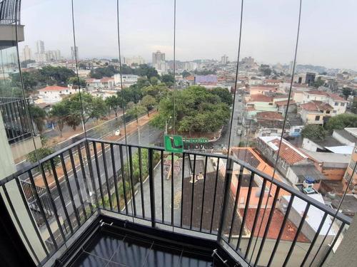 Apartamento Com 3 Dormitórios À Venda, 98 M² Por R$ 620.000,00 - Mandaqui - São Paulo/sp - Ap1308