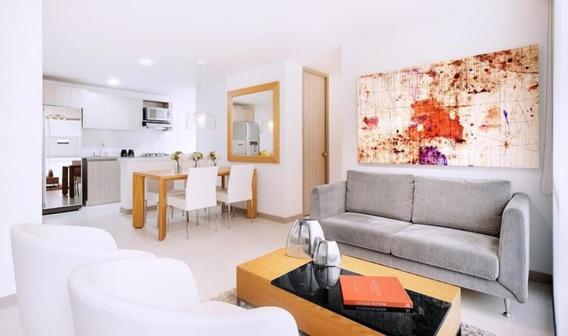 Apartamento 3 Habitaciones 2 Baños 2 Parqueaderos + Piscina