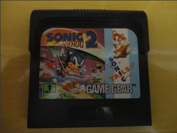 Sonic The Hedgehog 2 Game Gear Original Sega Pronta Entrega