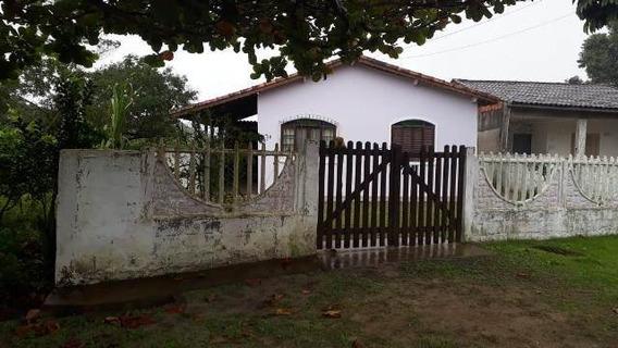 Boa Casa No Jardim Regina, Em Itanhaém, Litoral Sul De Sp