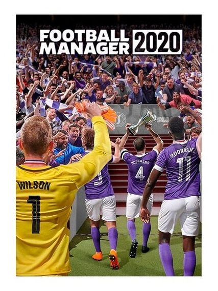 Football Manager 2020 - Steam Key