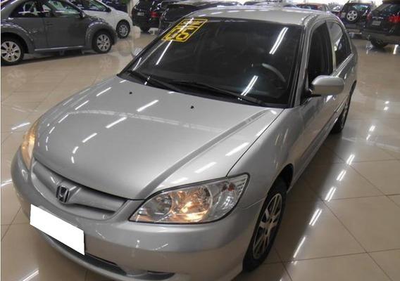 Honda Civic 1.7 Lxl 16v Gasolina 4p Automático 2006