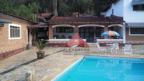 Imagem 1 de 6 de Chácara À Venda, 6000 M² Por R$ 750.000,00 - Pau De Saia - São José Dos Campos/sp - Ch0056