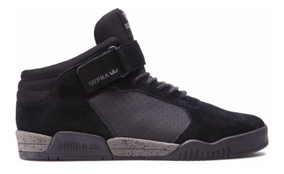 Tenis Supra Ellington Strap Black