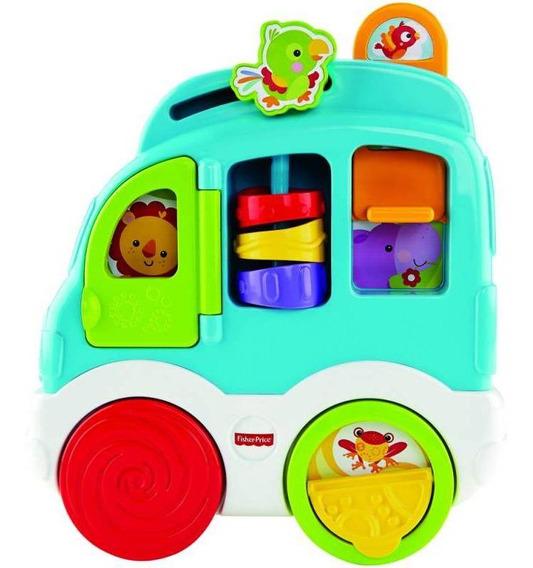 Ônibus Fisher Painel De Atividades Price - Mattel Cmv93