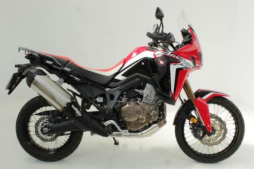 Honda Crf 1000l Africa Twin Abs 2020 Vermelha - Baixo Km