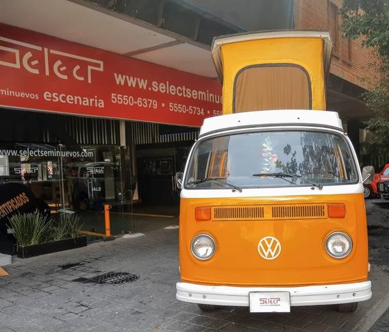 Clásico Volkswagen Combi, 1976