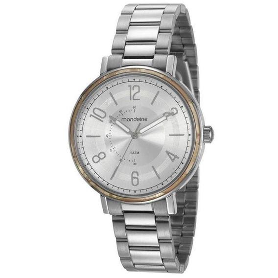 Relógio Mondaine Feminino 53677l0mvne4 C/ Garantia E Nf