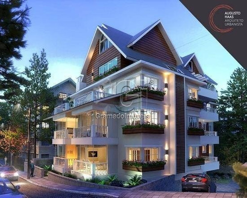 Apartamento - Centro - Ref: 3495 - V-gi3501