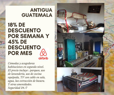 Casa De Huéspedes/airbnb
