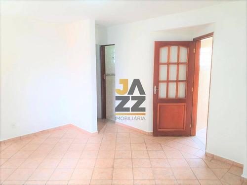 Imagem 1 de 17 de Apartamento Com 2 Dormitórios À Venda, 57 M² Por R$ 160.000,00 - Vila Teixeira - Campinas/sp - Ap7398