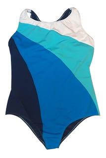Traje De Baño Deportivo De Mujer Con Gorra Tallas Pluss