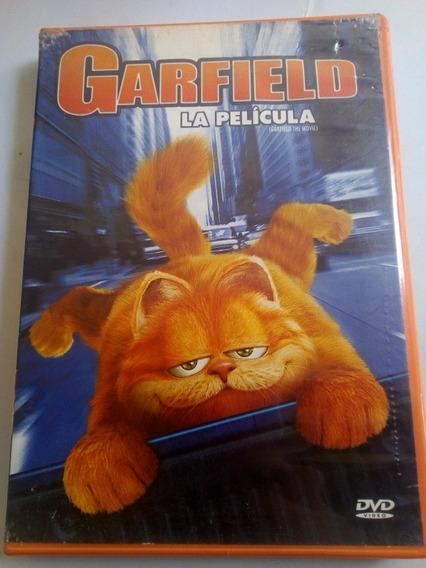 Garfield Dvd La Película Doblada Al Español