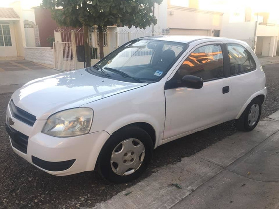 Chevrolet Chevy 3 Ptas. Mod. 2010, Cilindros 4 Std.