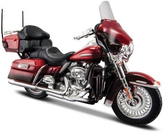 Maisto Harley Davidson Flhtk Electra Glide Ultra 1:12