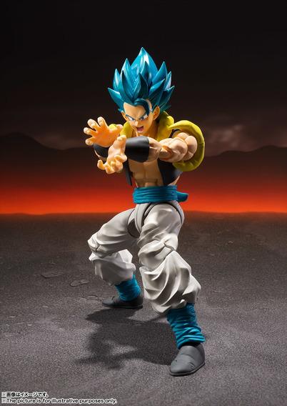 S.h Figuarts Super Gogeta God Dragon Ball